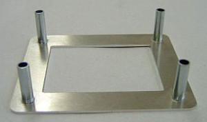 Rahmen mit Buchsen