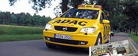Rund 1700 'Gelbe Engel' des ADAC sind auf Deutschlands Straßen unterwegs – und alle sind mit einer Steuerbox für das Energiemanagement ausgerüstet, deren Elektronik in einem Gehäuse von WK-Mechanik sitzt.