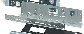 Ob Prototyp, Serie oder Einzelstück - wir fertigen Ihre Frontplatte nach Ihren Vorgaben in höchster CNC-Präzision.