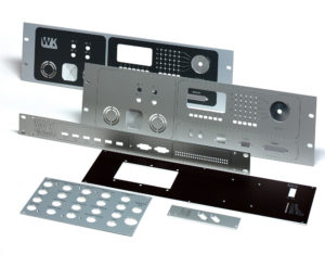 Frontplatten